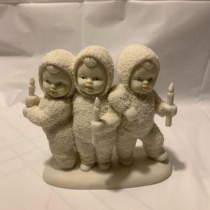 Snowbabies A Little Night Light Figurine Dept 56